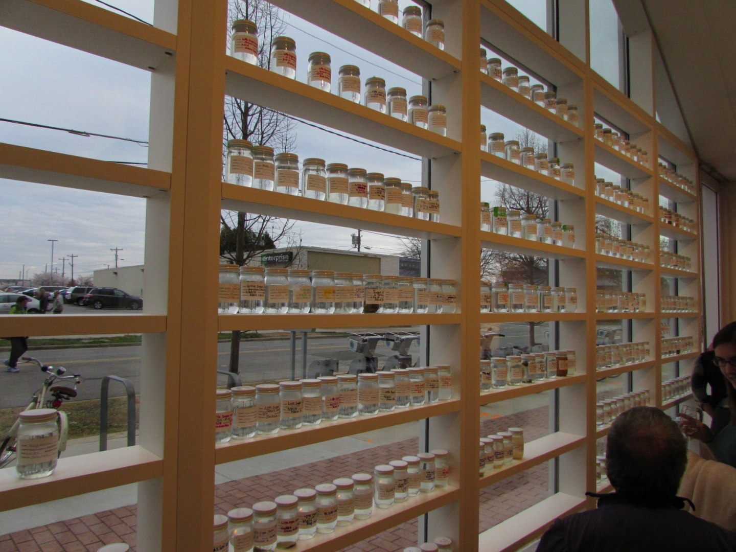 Stacy Levy's Watershed Pantry