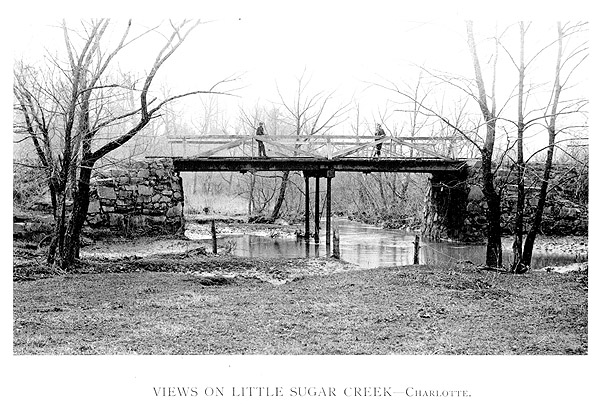 View of Little Sugar Creek2